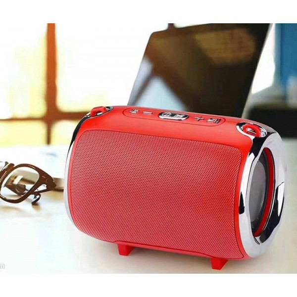Waterproof Bluetooth Speakers Outdoor Wireless Portable Speaker with Retractable Shoulder Strap Superior Sound Perfect for Home, Dorm Room, Kitchen, Bathroom, Car and Parties