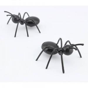 3D Ants Refrigerator Magnets for Kids - Set of 8 Decorative Cute Ant Fridge Magnets as Magnetic Safe Toys for Children
