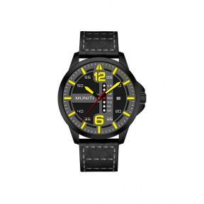 Men's Quartz Watch All Match Leisure Waterproof Trendy Watch