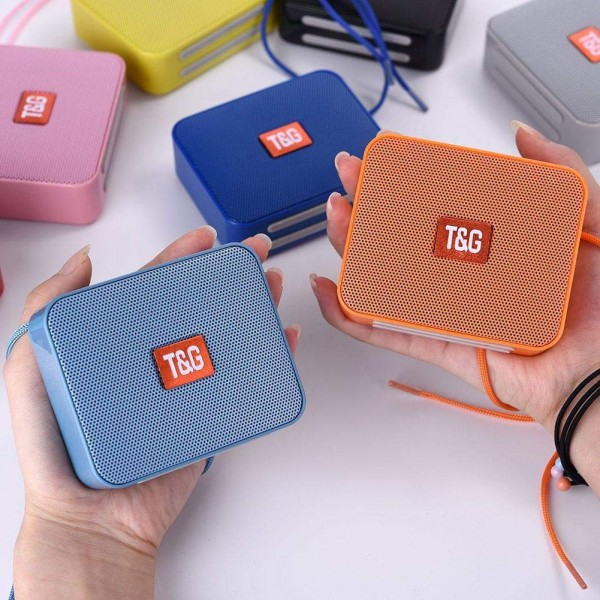 Bluetooth Speaker Mini Portable Speaker Box Support TF Card Built-in Battery for Outdoor Sports Climbing Camping Pool Party
