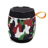 Bucket Speaker AK102 Blue-Tooth Speaker Convenient 5W ABS Gifts Equipment