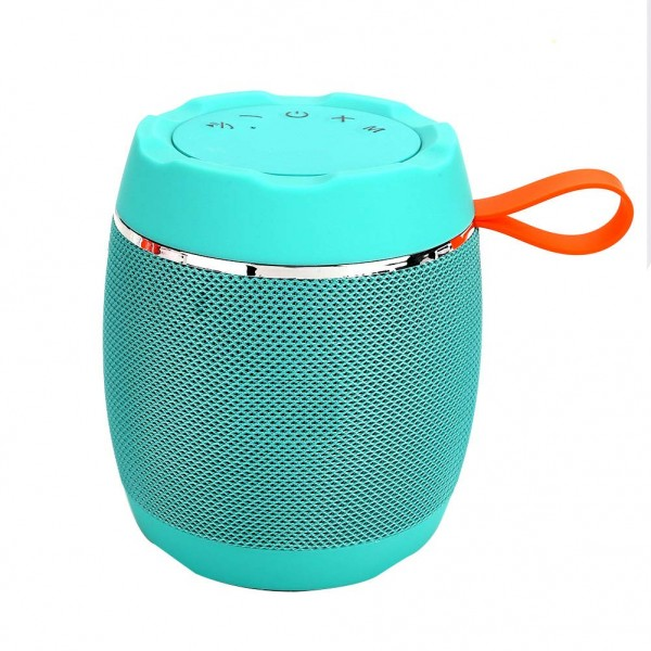 Bucket Speaker AK102 Blue-Tooth Speaker Convenient 5W ABS Gifts Equipment