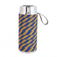 Bluetooth Speaker Bottle Shaped Speakers Mini ABS Relax Gifts FM Radio USB/TF Card/Audio Input