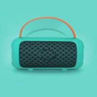 Bluetooth Speaker Portable Subwoofer Convenient 5W Equipment Gifts FM Radio USB/TF Card/Audio Input