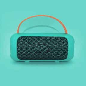 Bluetooth Speaker Portable Subwoofer Convenient 5W Equipment Gifts FM Radio USB/TF Card/Audio Input
