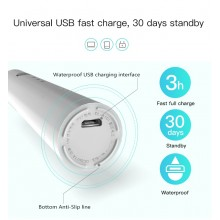 Electric Toothbrush Whitening USB Rechargeable Six Modes HIgh-frequency IPX7