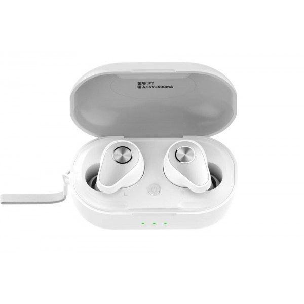 Bluetooth 5.0 Wireless Earbuds 3D Stereo Sound Headphones, 120 H Standby time with   Charging Box, True Wireless Built-in Mic Hands Free Call in-Ear Earpiece, Waterproof   Sport Earphones Headset